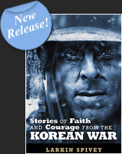 New Release! Stories of Faith and Courage from the Korean War